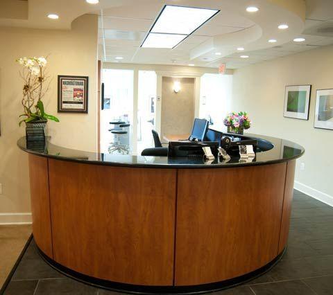 Image of front dental office