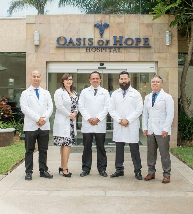 Oasis of Hope Team
