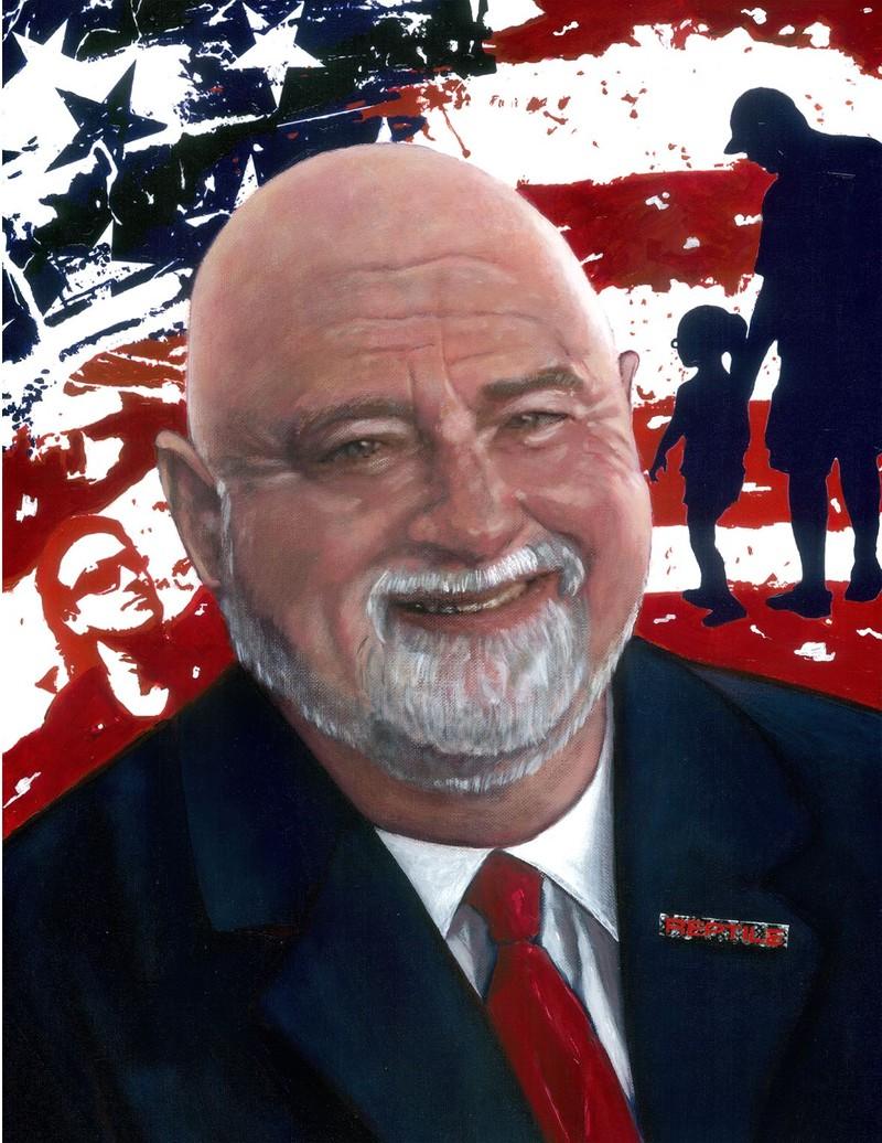 Portrait of Don Keenan.