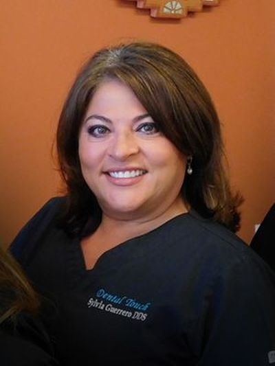 Dr. Sylvia Guerrero.