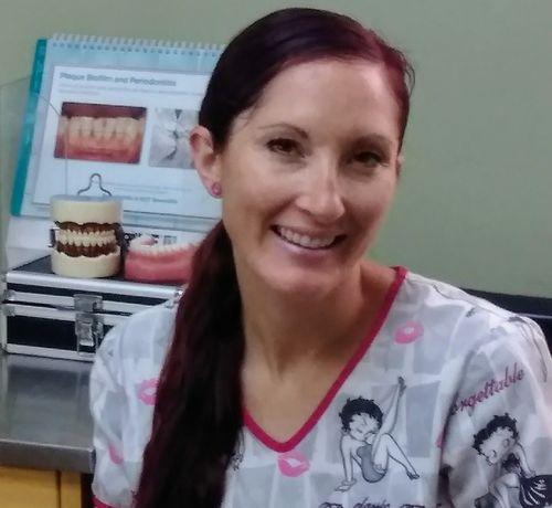 Lauren Gallegos, R.D.H.