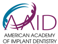 Logo of American Academy of Implant Dentistry