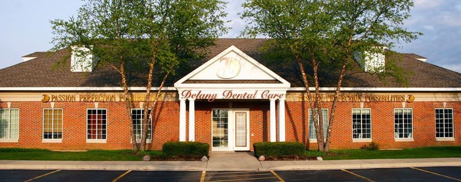 The exterior of Delany Dental Care