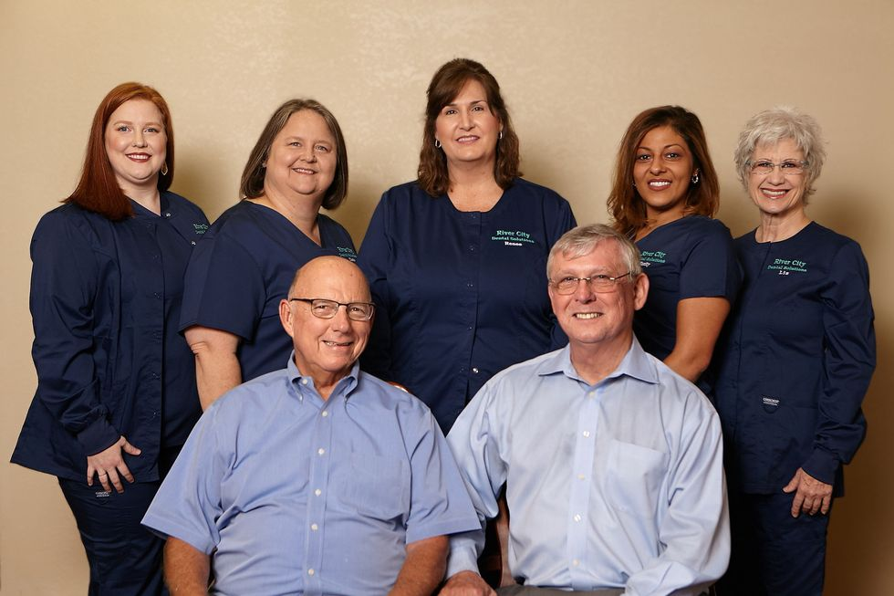 river city dental solutions team