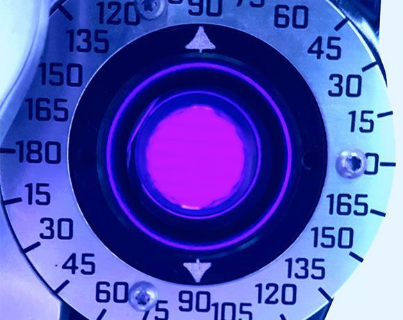 ophthalmic gauge
