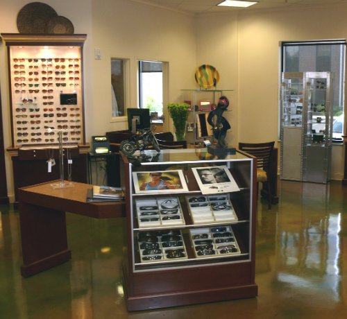 optical boutique