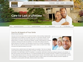 Michael Bixby Center for Advanced Dentistry | Red Bank, NJ, , Dentist