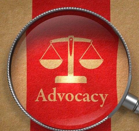 Advocacy scale.