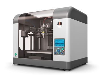 image of 3-d printer