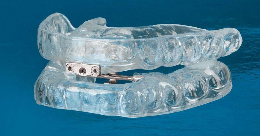 A TAP oral appliance