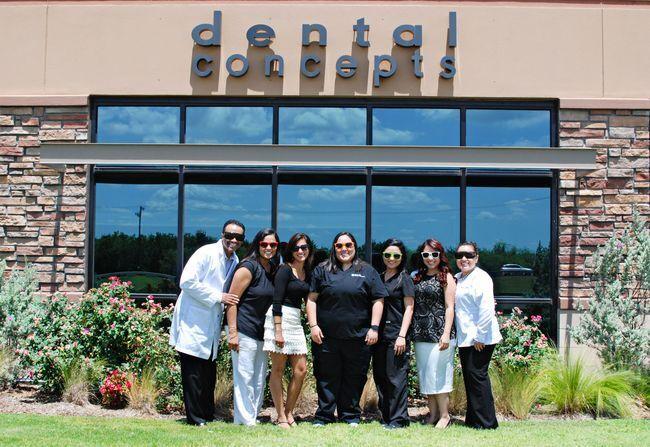 dental concepts team