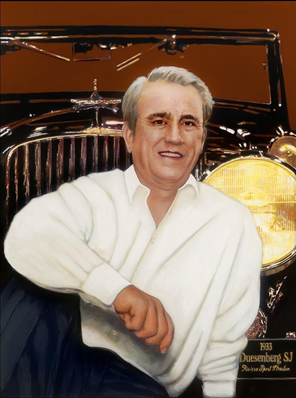 Portrait of John Maurice O'Quinn.