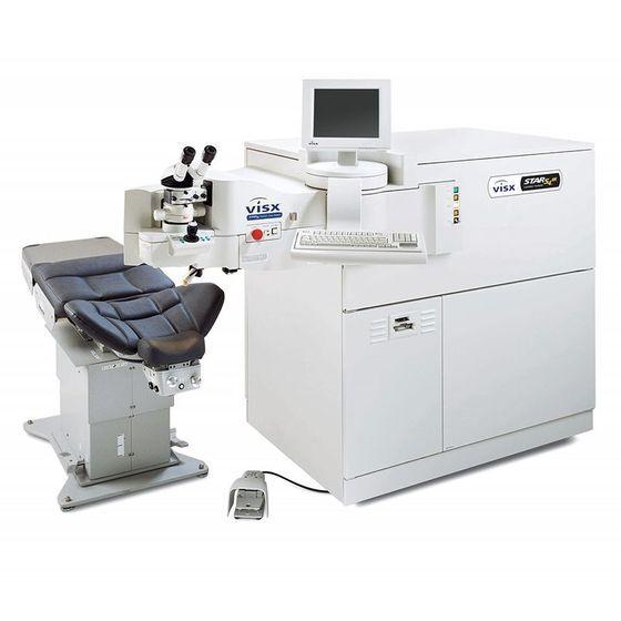 The VISX Star S4™ IR Excimer Laser System.