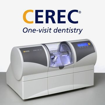 Image of CEREC dental technology