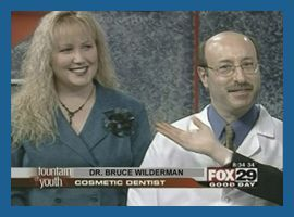 Dr. Wilderman on FOX TV, , Dentist