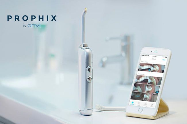 Prophix electric toothbrush