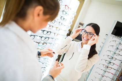 eyeglass store