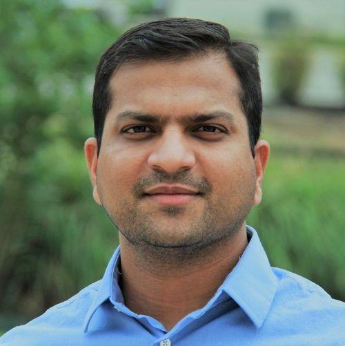 Dr. Tejash Patel