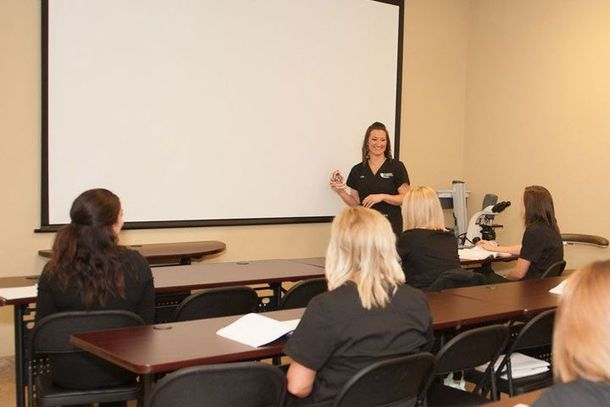 Elite Dental Assisting School office