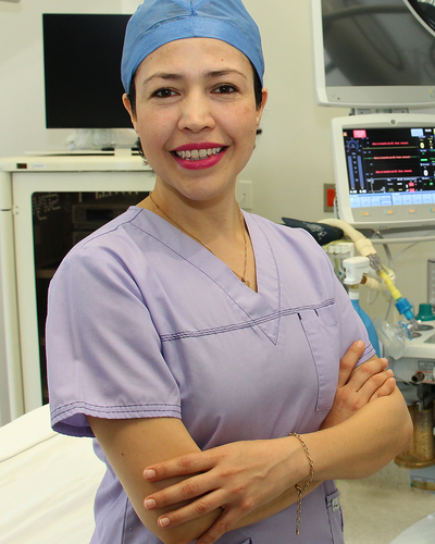 Photo of Dr. Osuna