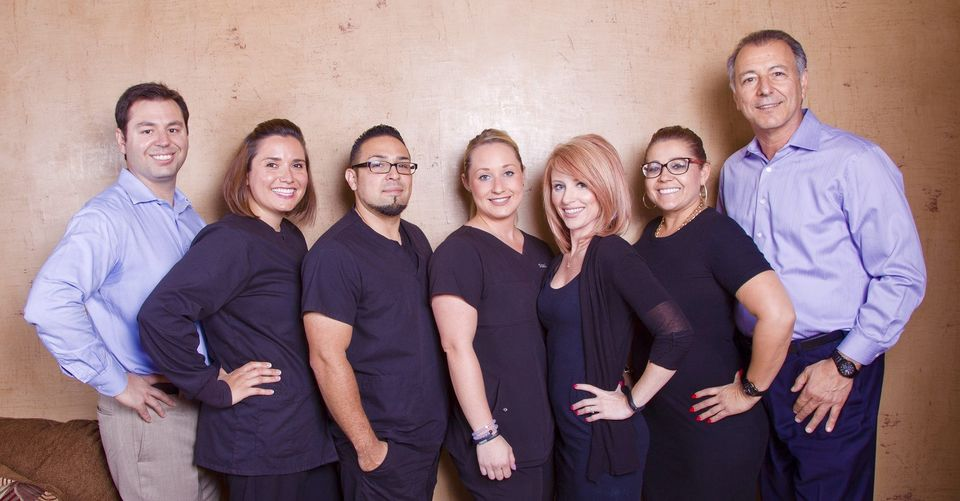Photo of team at Arizona Center for Laser Dentistry