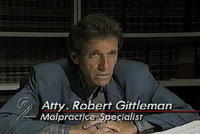 Atty. Robert Gittleman, , Personal Injury Attorney