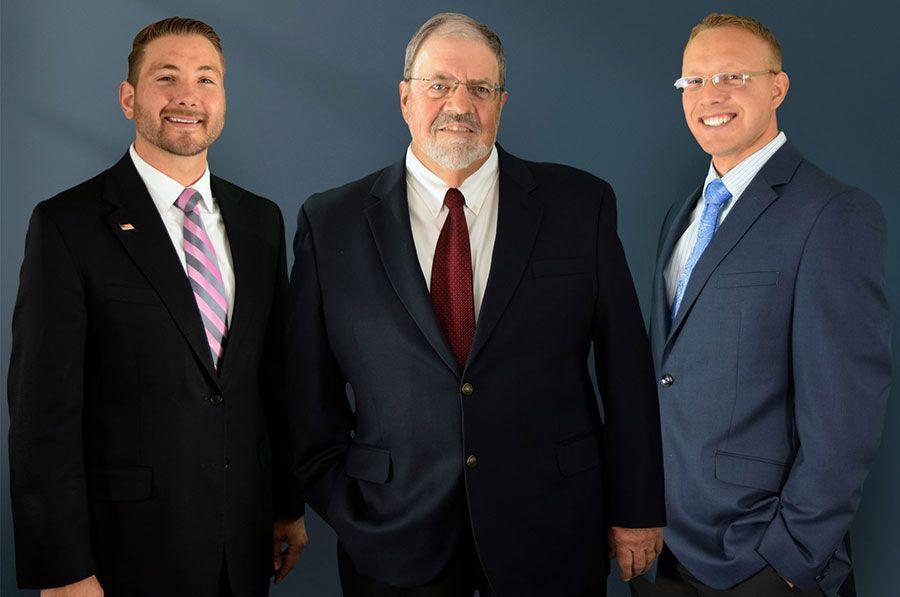 Attorneys at the Deason Garner Law Firm