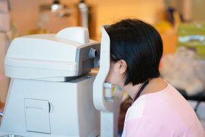 non-contact tonometry