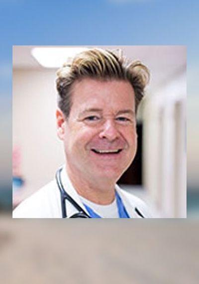 Photo of Dr. Martin Acree