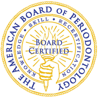 Board-certified by ABP logo