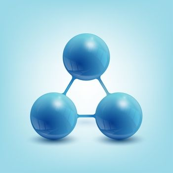 ozone molecule