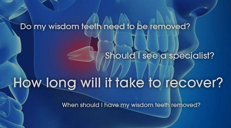 wisdom tooth faq