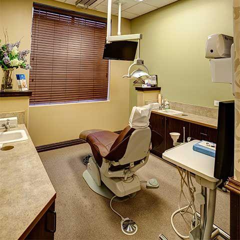 Photo of exam room