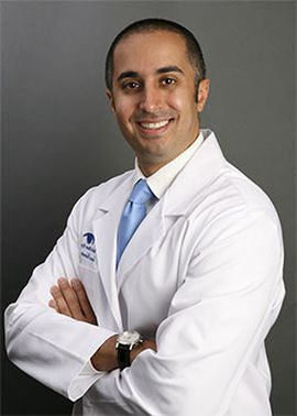 Samuel Baharestani, M.D., , Eye Care Specialist