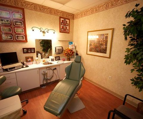 Kelly Hodges Orthodontics office