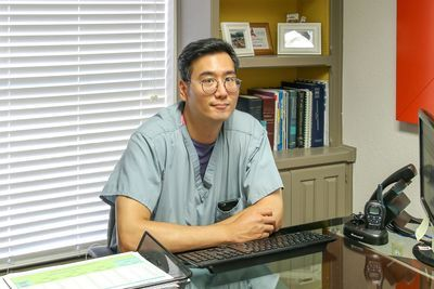 Image of our Periodontist, Dr. John Lee