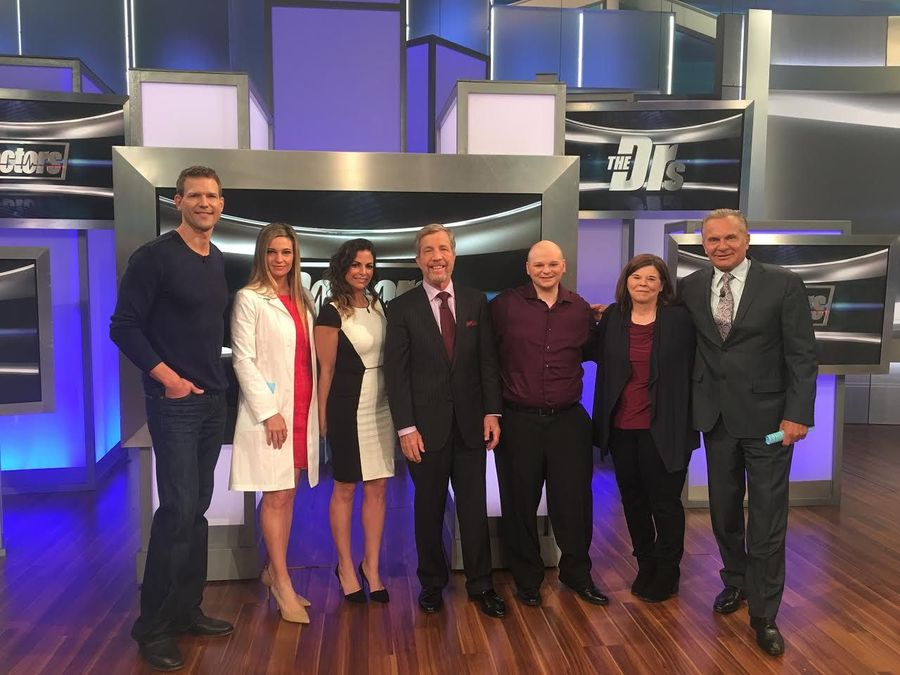 Dr. Dennis Hurwitz and the team at The Doctors