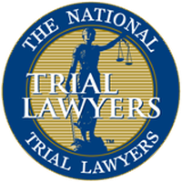 National Trial Lawyer logo