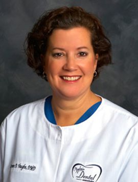 Carmen Vaughn, DMD, , Dentist
