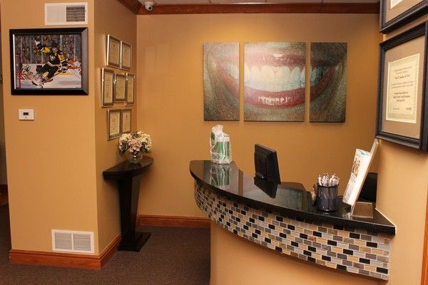 Dr. Paul Gabriel's office