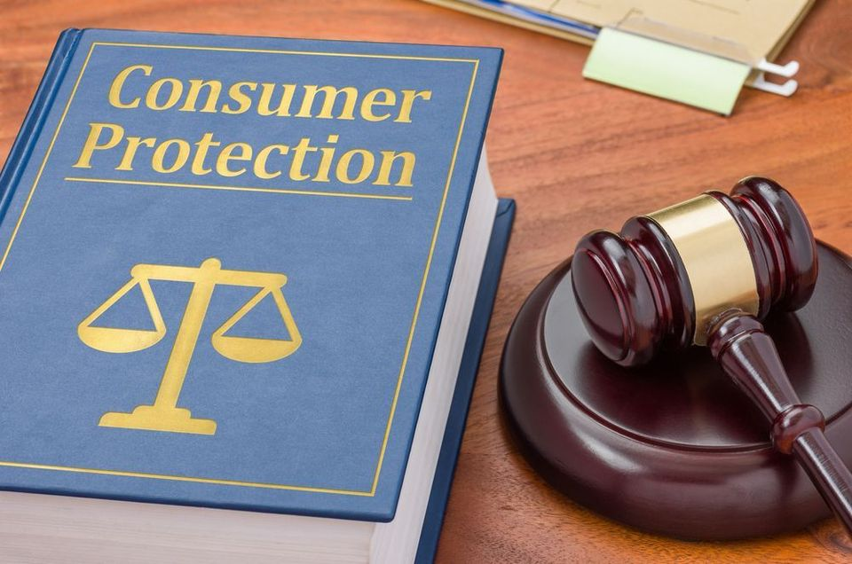 book of consumer protection laws