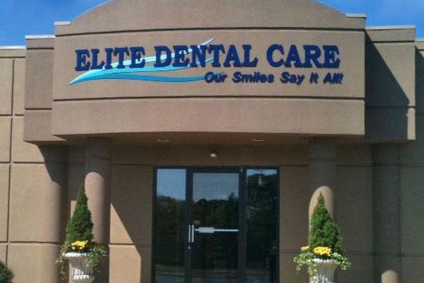 The office team at Elite Dental Care