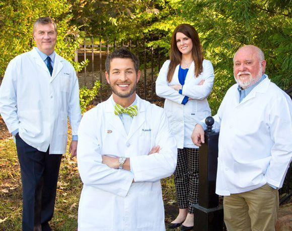 Photo of the doctors at Southern Dental Implant