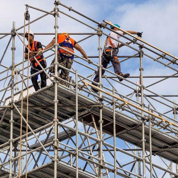 scaffolding accident victim