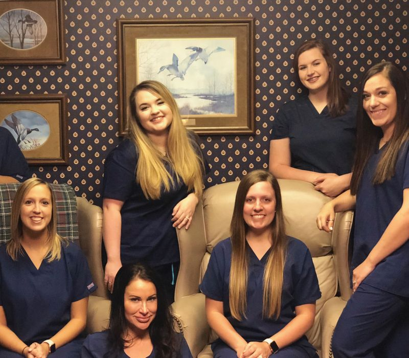 The Team at Billy D. Sturrock DDS, PC