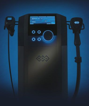 Photo of Exilis machine