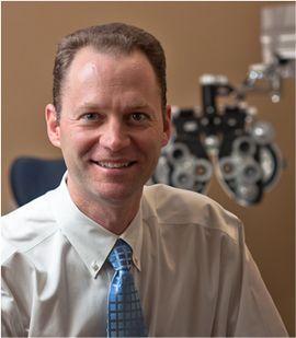 Dr. William McGlathery, , Eye Care Specialist