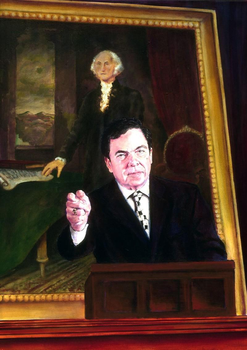 Portrait of Stephen M. Komie.