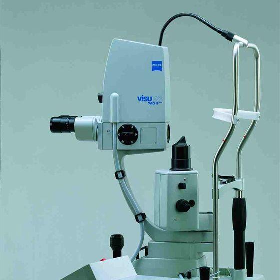 A YAG Laser