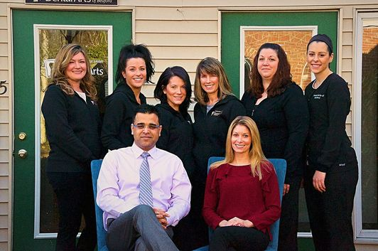 Dental Arts of New Hampshire team